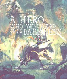 Twilight Princess - A Hero who ventured into darkness