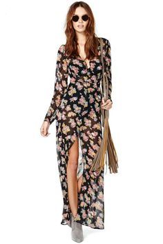 Must Be Fate Maxi Dress