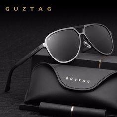 e67bd817c13 Classic Aluminum Polarized Sunglasses