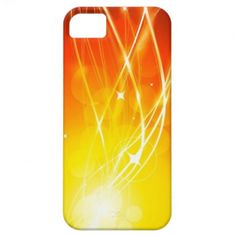 iPhone 5 Barely There Universal Case Sun burst