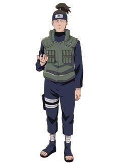 Tsuzumi Sarugaku   Personajes de naruto, Naruto, Ninja