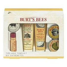 Burt's Bees Tips and Toes Kit  Get it today at www.RGWomensBeautyandFashion.com