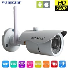 FREE SHIPPING to USA! The security camera can offer you the freedom to get your home and business surveillance via LAN or Internet remotely. You can view by using the Self-developed mobile app, available in App Store and Google Play, Operating system: Microsoft Win XP / Win7 / Win8 / Mac OS. Browsers: Internet Explorer, FireFox, Google chrome, etc It comes with alarm function, when somebody appears on the camera under Motion detection, it will take pictures and email to you immediately or…