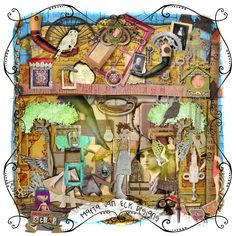 sale in Last Call Category - Mischief Circus Last Call, 50th, Scrap, Products, Tat, Beauty Products