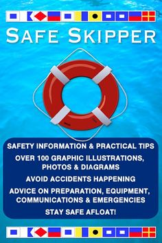 Safe Skipper App for iTunes, iPhone, iPad & Android - Safe Skipper is a quick reference safety tips boating app intended for all those who go to sea, in sailing or power boats - SAFETY AT SEA for skippers the world over.