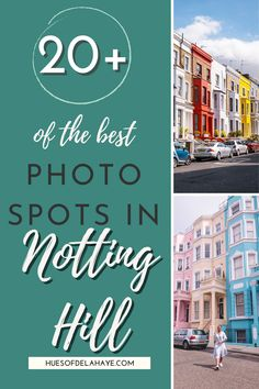 Notting Hill Instagram Spots, 12 Best Places to Take Photos in London, photo spots in London, instagrammable places in London Scotland Travel Guide, Europe Travel Guide, Travel Plan, Travel Advice, Travel Guides, Travel Tips, Travel Destinations, London Travel Blog, Dublin Travel