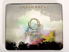 Urban Decay & Oz: Theodora Palette Review, Photos, Swatches