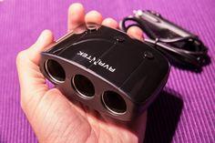 Teardown/Test Auto 12V Verteiler + USB Lader