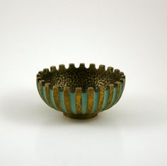 PalBell Brass Bowl or Ashtray by Maurice Ascalon by bitofbutter, $65.00