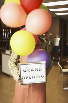 Checklist for a Store's Grand Opening