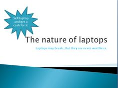 #sellusoldlaptops for cash . Extra $5 for any kind of laptops by sharing us nd commenting us on our facebook page.
