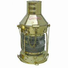 Ankerlampe Messing, Petroleumbrenner, H: Lampe Decoration, Nautical Fashion, Nautical Style, Copper And Brass, Camping, Energy Efficiency, Messing, Light Decorations, Table Lamp