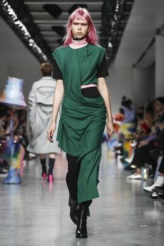 Fyodor Golan Fashion Show Ready to Wear Collection Fall Winter 2017 in New York