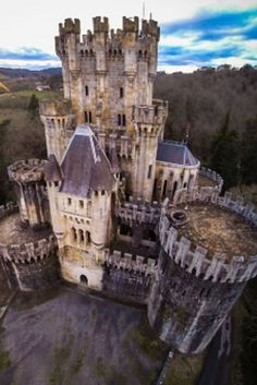 10 Most Beautiful Castles In Spain (VIDEO) #Travel #Places #Castles #Spain