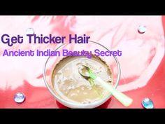 Homemade Natural Amla Hair pack for hair loss & regrowth of hair. - YouTube