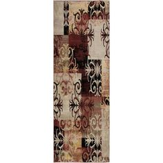 Rizzy Home Bay Side Collection Power-loomed Accent Rug