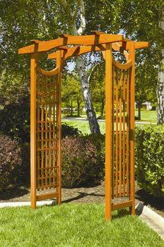Greenstone | American Bungalow Garden Arbor MFS37PG | On Sale