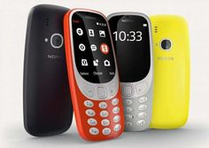Finally Nokia 3310 launched in India for Rs. 3310