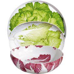 porcelain, insalate