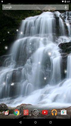 Waterfall Live Wallpaper- screenshot