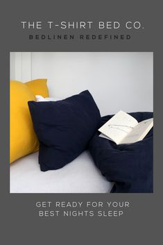 Renowned for its luxuriousness and ultra-chic feel, T-Shirt bedding has changed the face of bed linen around the world! Made from Cotton, it is cool in summer and warm in winter and best of all, never needs to be ironed. Brown Bed Linen, Cheap Bed Sheets, Scatter Cushions, Built Ins, Good Night Sleep, Luxury Bedding, Duvet Cover Sets, Linen Bedding, Mattress