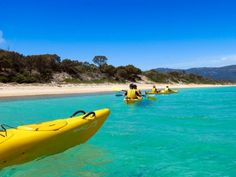 Eveything you need to know about camping and kayaking in Freycinet National Park in Tasmania, home to Wineglass Bay and the Hazards. Oregon Coast Camping, Southern Oregon Coast, Camping Tours, Kayak Camping, Private Campgrounds, Tasmania Travel, Go Hiking, Camping Activities, Horseback Riding