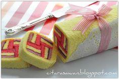 cute roll cake - Google Search