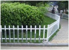irish pvc fence panel