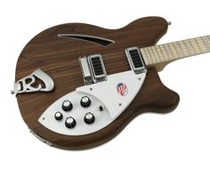 Click the link and add this remarkable Rickenbacker 360 W Series Electric Guitar With Walnut Body to your collection today!