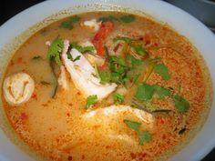 Supa de peste cu orez Supe, Thai Red Curry, Ethnic Recipes, Food, Meals, Eten, Diet