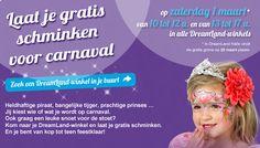Gratis Schminken Voor Carnaval - Gratis Prijzen Winnen