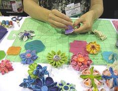 Kanzashi Flower Makers