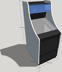 Midi cab plans - UK-VAC : UK Video Arcade Collectors Forum - Page 2
