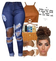 """"""""""" by envymeeeee ❤ liked on Polyvore featuring beauty, Porsamo Bleu, MCM and Billabong"""
