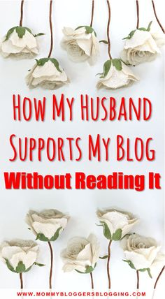 I've been blogging for almost 4 years now. I am passionate about it. I'm making an income from it. It is a huge part of my life, but my husband doesn't read my blog. Make Money Blogging, Way To Make Money, Blogging Ideas, Online Jobs For Moms, Creating A Business, Blogging For Beginners, Mom Blogs, Social Media Tips, Blog Tips