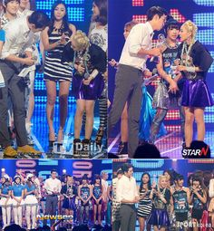 Korea Model모델 /Idol아이돌: 金宇彬 M!Countdown