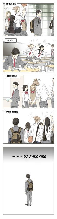 Tamen Di Gushi Chapter 1 Page 9