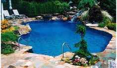Award Winning Pool-Home and Garden Design Ideas