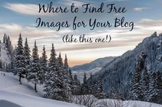 Where to Find Free Stock Images - The SITS Girls