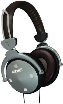Maxell - Full-Cup Folding Digital Headphones
