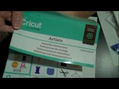 CTMH Cricut Artiste Tips On Making 3D Objects and Cards - YouTube