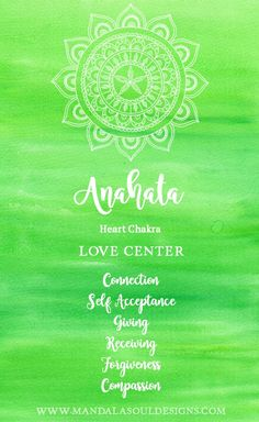 Discover all about the Heart Chakra our Love Center. Learn how you can heal and balance this chakra and live a life in harmony. Chakra Painting, Chakra Art, Sacral Chakra, 7 Chakras, Heart Chakra Tattoo, Heart Chakra Healing, Chakra Symbole, Green Chakra, Anahata Chakra