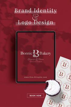 Incredible Edibles, Logo Nasa, Logos, Brand Identity, Bakery, Logo Design, The Incredibles, Logo, Branding