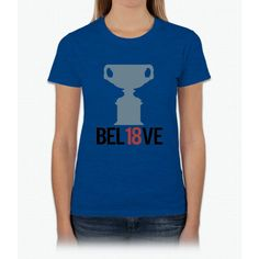 BEL18VE [AUSTRALIAN OPEN 2017] Womens T-Shirt