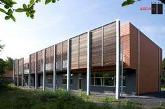 Architectura - Project De Zande van BURO II & ARCHI+I genomineerd voor Wereldarchitectuurfestival / @BURO II & ARCHI+I urban planning | architecture | engineering | interior design