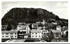 Nord-Trøndelag fylke Namsos kommune Bjørumklompen Utg A.,Alstad 1950-tallet