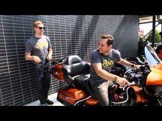 ▶ Harley Davidson Kiehl's LifeRide 5 - Next Stop in Michigan - YouTube
