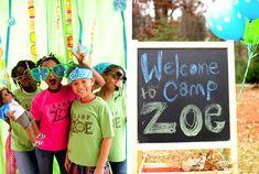 Acampamento de aniversário 2 - Constance Zahn | Babies & Kids