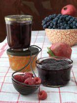 Freezer Blueberry Jam