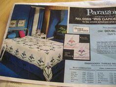 VINTAGE PROGRESS AND PARAGON CROSS STITCH QUILT KITS | Nova Scotia ...